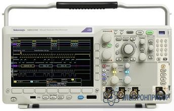 Цифровой осциллограф с анализатором спектра MDO3052