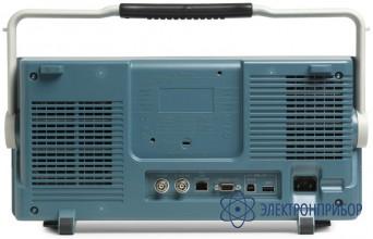 Цифровой осциллограф с анализатором спектра MDO3024
