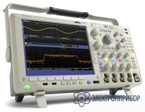 Осциллограф смешанных сигналов с анализатором спектра MDO4104-3