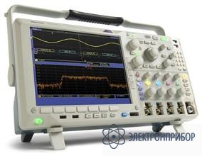 Осциллограф смешанных сигналов с анализатором спектра MDO4104-6