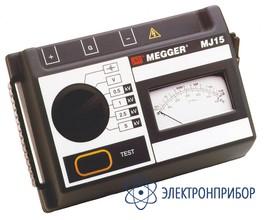 Измеритель изоляции до 5 кв постоянного тока MJ15