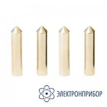 Для мультиметра tpt320 (10 шт. в сумке) UK запасные металлические наконечники