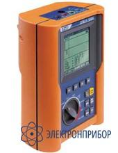 Многофункциональный электрический тестер - анализатор качества электроэнергии МЭТ-5080