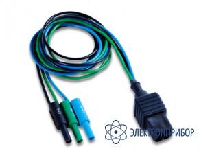 Измерительный кабель 3 х 1,5 м A1011