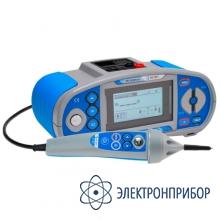 Многофункциональный измеритель параметров электроустановок (базовая комплектация) MI 3102H BT