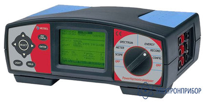 Анализатор качества электроэнергии MI 2292 Power Quality Analyser Plus