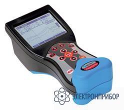 Анализатор качества электрической энергии (комплект с гибкими клещами а1227 30/300/3000 а) MI 2792A