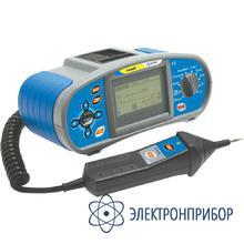 Измеритель параметров безопасности электроустановок (2,5 кв) MI 3102H CL EurotestXE