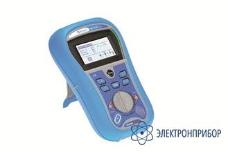 Измеритель параметров безопасности электроустановок MI 3125B EurotestCOMBO