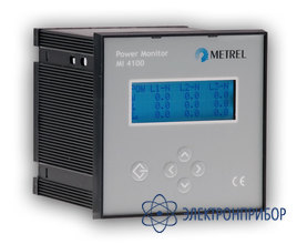 Анализатор электрической энергии MI 4100 Power Monitor