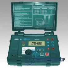 Микроомметр MMR-600
