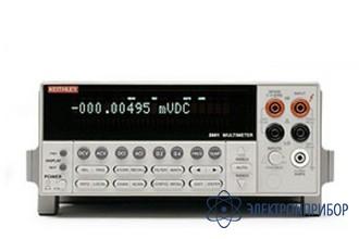 Калибратор-мультимер (источник-измеритель) 2400-LV