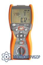 Измеритель параметров электробезопасности электоустановок MPI-502