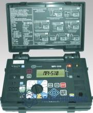 Измеритель параметров электробезопасности электроустановок MPI-510