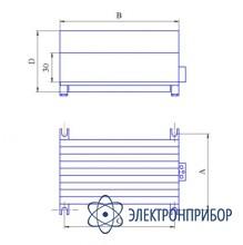Догрузочный резистор для трансформатора тока МР3021-Т-1А-30ВА