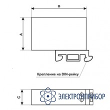 Догрузочный резистор для трансформатора тока МР3021-Т-1А-3ВА