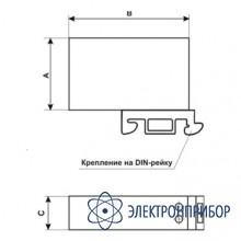Догрузочный резистор для трансформатора тока МР3021-Т-5А-3ВA