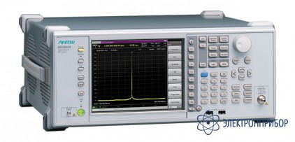 Анализатор спектра MS2840A