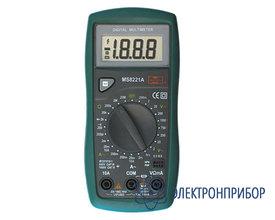 Цифровой мультиметр MS8221