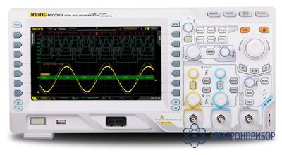 Цифровой осциллограф MSO2202A