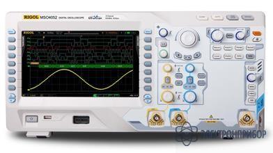 Цифровой осциллограф MSO4012