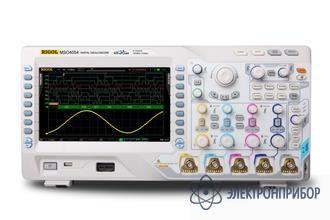 Цифровой осциллограф MSO4014