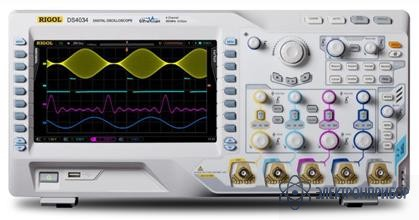 Цифровой осциллограф MSO4034