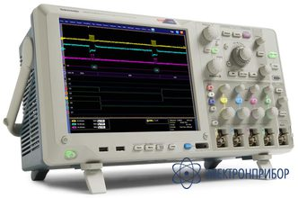 Цифровой осциллограф смешанных сигналов MSO5104