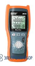 Измеритель параметров электробезопасности M75