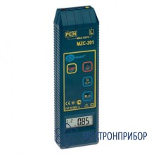 Измеритель параметров цепей фаза-нуль и фаза-фаза электросетей MZC-201