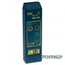 Измеритель параметров цепей фаза-нуль и фаза-фаза электросетей MZC-203