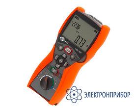 Измеритель параметров цепей электропитания зданий MZC-304