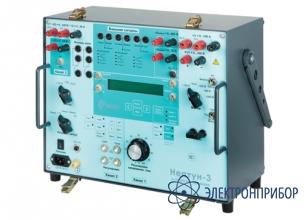 Переносное испытательное устройство для проверки сложных защит НЕПТУН-3