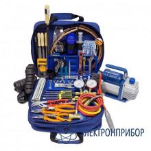 Набор инструментов для ремонта и обслуживания холодильных установок и систем кондиционирования НИР-ХК PROFI