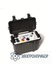 Установка для испытания кабеля с модулем измерения угла диэлектрических потерь HVA28TD