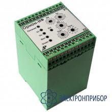 Реле контроля синхронизма (управление с помощью dip переключателей) Орион-НФ