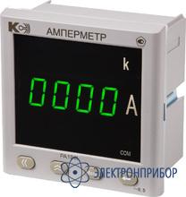 Амперметр переменного тока, одноканальный (дополнительно 1 порт rs-485 modbus rtu; 4 дискретных входа; 2 релейных выхода) PA194I-2S1T