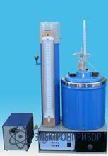 Аппарат для определения предельной температуры фильтруемости дизельных топлив ПАФ