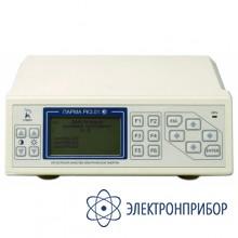 Регистратор (анализатор) качества электроэнергии (без монтажной панели) Парма РК 3.01 переносной