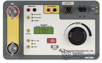 Устройство испытания первичным током до 600 а (тестер тока первичной обмотки) PCI-600