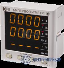 Ампервольтметр 3-канальный PD194UI-2S4T