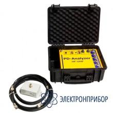 Прибор для регистрации и анализа частичных разрядов в изоляции трансформаторов, круэ, высоковольтных кабелей и муфт PD-Analyzer HF/UHF без ноутбука