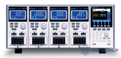 Шасси для модульной системы электронных нагрузок gw instek PEL-72004