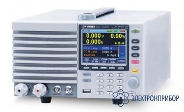 Нагрузка программируемая постоянного тока PEL-73041