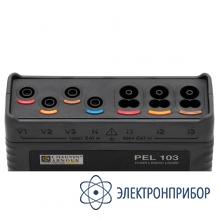 Трехфазный регистратор энергии (с дисплеем) PEL103