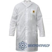 Халат антистатический PEQ-908W