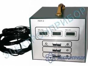 Прибор акустико-эмиссионного контроля механического состояния фарфоровых покрышек высоковольтных масляных выключателей ПКП-2