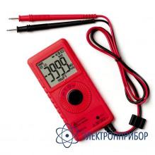 Карманный мультиметр с функциями измерения частоты и емкости PM51A