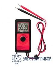 Контактный мультиметр с бесконтактным обнаружением напряжения PM55A