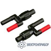 Двойной переходник для scopemeter серий 120 и 190 Fluke PM9082